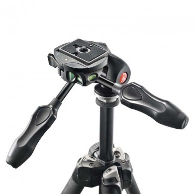 3D head Manfrotto MH293D3-Q2 with plate 200PL