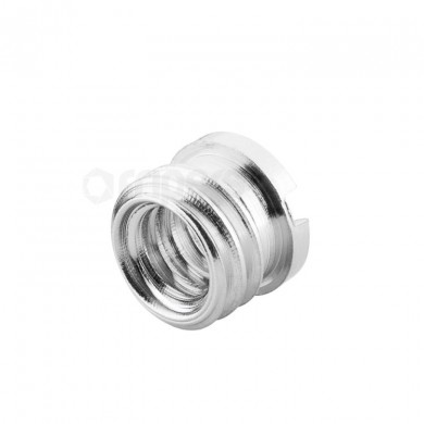 "Adapter 1/4"" to 3/8 Freepower chrome"