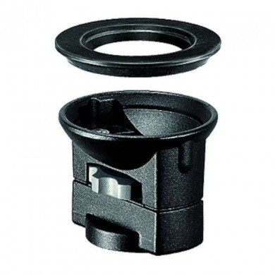 Adapter Manfrotto MVA060T for ball 75 and 100mm