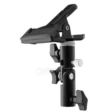 Articulated Bracket FreePower UUKL and metal clip
