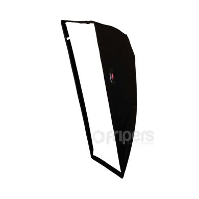 Asymmetric Softbox Aurora LBUR 4511 45 x 110 cm