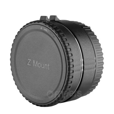 Automatic Extension Tube JJC AET II for Nikon Z AF and Exposure capabilities