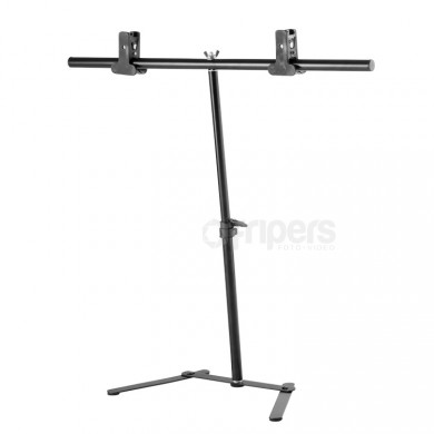 Background support kit FreePower 70cm table