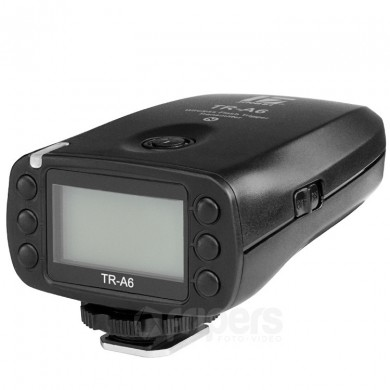 Battery wireless radio trigger Jinbei TRA6C for Canon