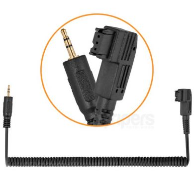 Cable for JF-U triggers Sony RM-S1AM FreePower