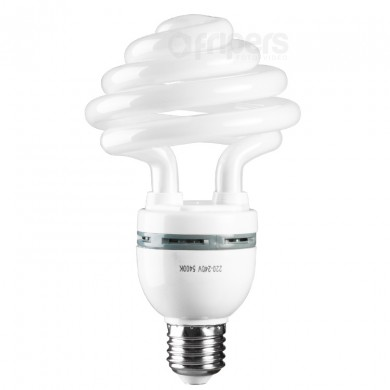 CFL bulb Freepower 36W for flood lamp, E27, 5400K