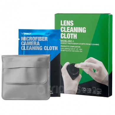 Cleaning cloth VSGO DDC1 for lenses