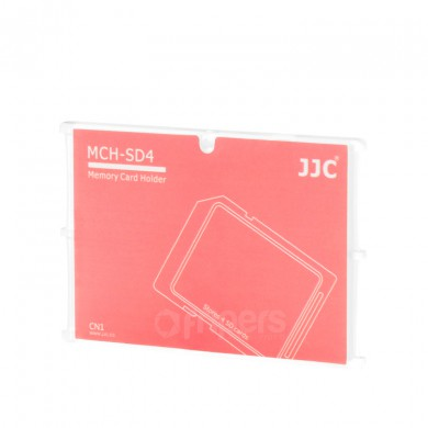 Cover for memory cards JJC SD4CN for SD cards