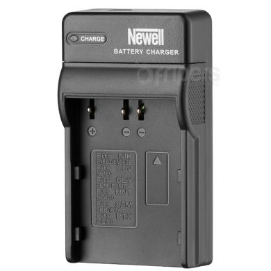 DC-USB Battery Charger Newell EN-EL3e for Nikon