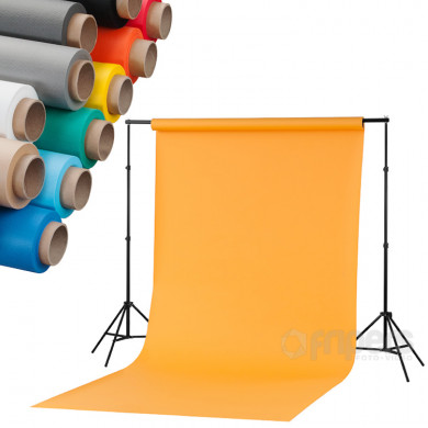 Home Mini Atelier kit + 4 1,6x5m backgrounds FreePower