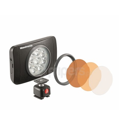 Lampa LED Lumie Muse Manfrotto