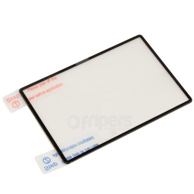 LCD cover for Canon 650D - T4i glass glue free montage Larmor