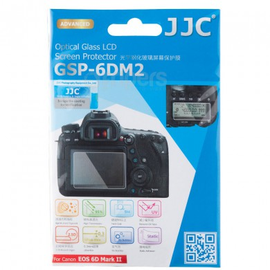 LCD protector JJC LCP-6DM2 polycarbonate