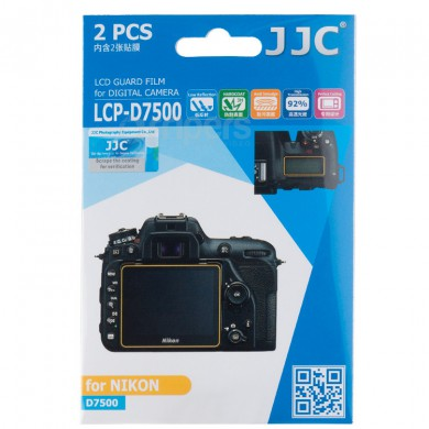 LCD protector JJC LCP-D7500 polycarbonate