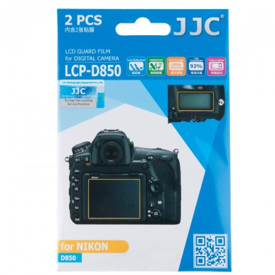 LCD protector JJC LCP-D850 polycarbonate