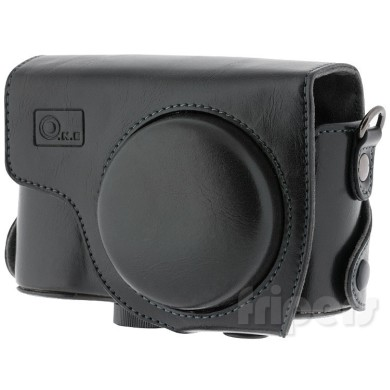 Leather case for Canon SX120 FreePower