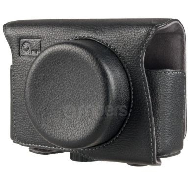 Leather case for Pentax MX-1 FreePower