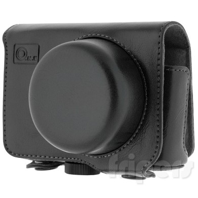 Leather case for Samsung EX-2F FreePower