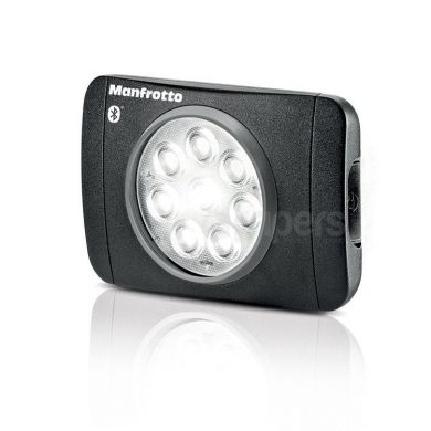 LED light Manfrotto Lumimuse 8 diodes, bluetooth, filters