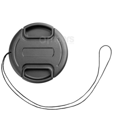 Lens Cap with the Leash 58mm FreePower