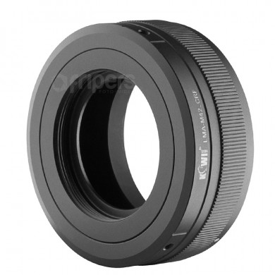 Lens Converter JJC with Canon R Body Mount for M42 Lenses