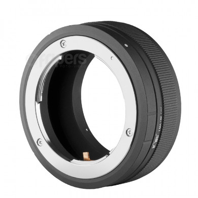 Lens Converter JJC with Canon R Body Mount for Olympus OM Lenses