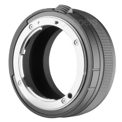 Lens Converter JJC with Canon RF Mount for Nikon F Lenses