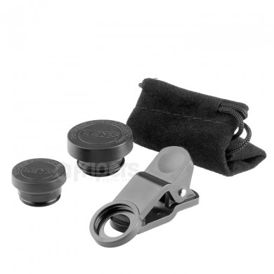 Lens kit Freepower CT08A for smartphones