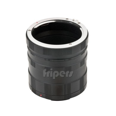 Macro extension tube for Canon 3 rings FreePower