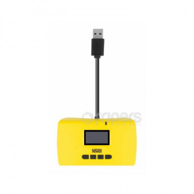 Memory Card Reader Newell Yellow