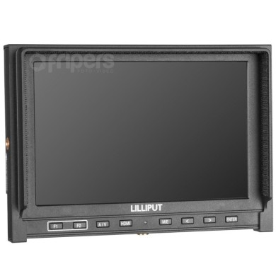 Monitor 339 7 cali LDC IPS 1280 x 800 Lilliput