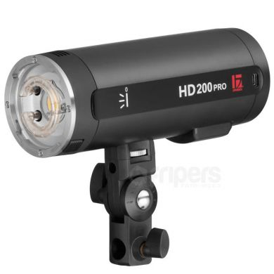 Outdoor Flash Lamp Jinbei HD 200 Pro with dedicated reflector