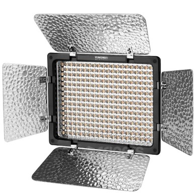 Panel LED 300 Yongnuo YN-300III Temp. 3200-5500 K