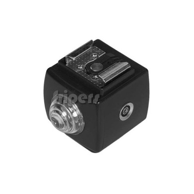 Photocell with PC socket hot shoe/light stand FreePower