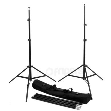 Portable Background Support System with cover FreePower OUTLET