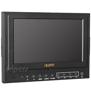 Preview LCD display 5D-II/O Lilliput