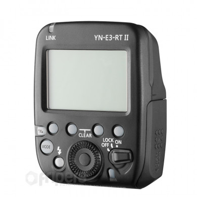 Radio transmitter YongNuo YN-E3RT II for Canon