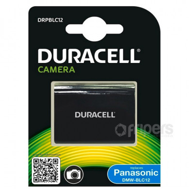 Rechargeable Battery Duracell DMW-BLC12 for Panasonic Lumix