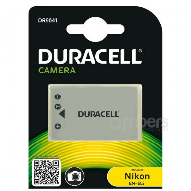 Rechargeable Battery Duracell EN-EL5 for Nikon Coolpix