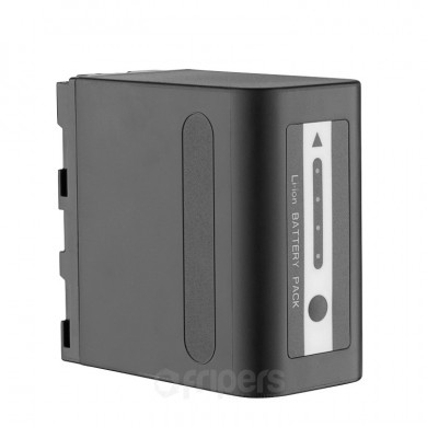 Rechargeable Battery Newell NP-F970 USB-C for Sony