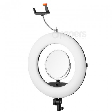 Ring lamp 96W FreePower FD480 brightness and colour temp. adj.