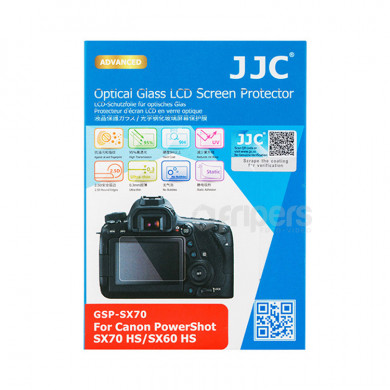 Screen Protector JJC GSP-SX70 Optical Glass