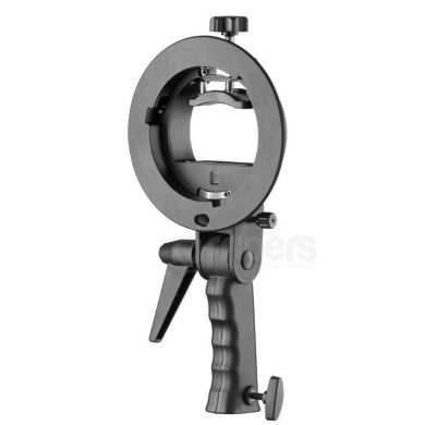 Speedlight Holder FreePower LBW with Bowens mount