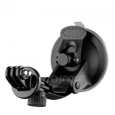 "Suction cup mount holder FreePower 1/4"", with tripod adapter"