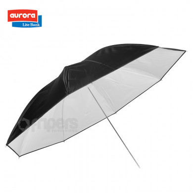 Umbrella Aurora 105cm white