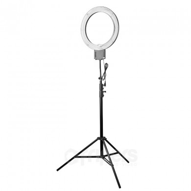Set of 65W ring lamp and tripod Freepower