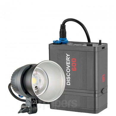 Outdoor lighting kit Jinbei Discovery II 600