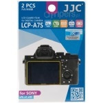 LCD protector JJC Sony Alpha a7S a7 a7R polycarbonate