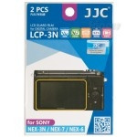 Polycarbonate LCD cover for Sony Nex-3N/NEX-7/NEX-6 JJC