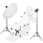 Kit for product photography FreePower 2 x 200Ws